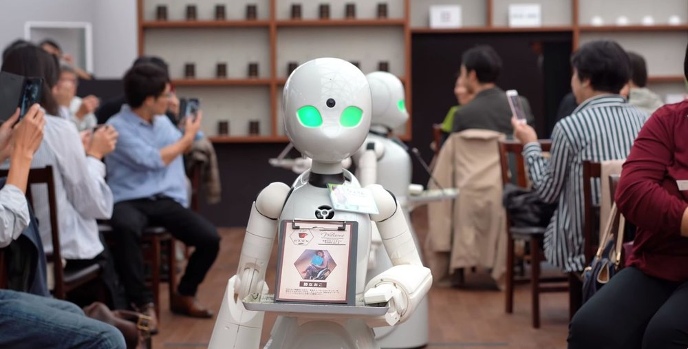 More and more employees expressed their concern about possible layoffs in fear of robots replacing their jobs.
